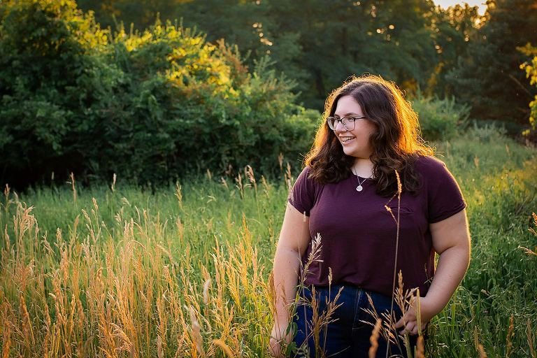 family photographer in rochester ny captures senior pictures for fairport ny senior