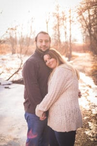 engagement portraits in rochester, ny